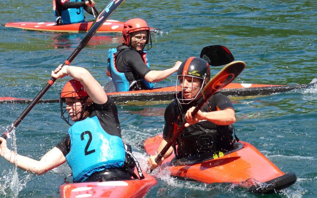 Championnat Régional de Kayak Polo – Grenoble (21-22 avril 2018)