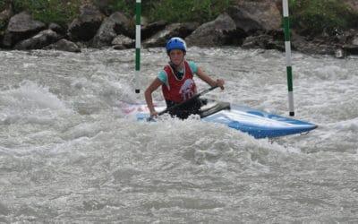 Finale de championnat national 3 : le club de Canoë-kayak du Loup obtient de bons résultats !