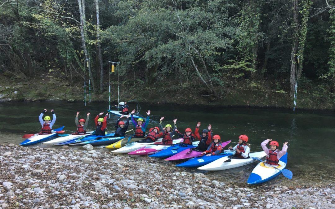 Lancement de la saison estivale au Canoë-kayak du Loup