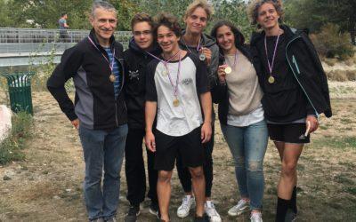 Championnat régional à L'Argentière-la-Bessée : Encore de bons résultats pour nos slalomeurs !