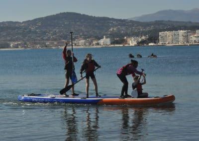 Canöe Kayak - Rassemblement jeunes du 06