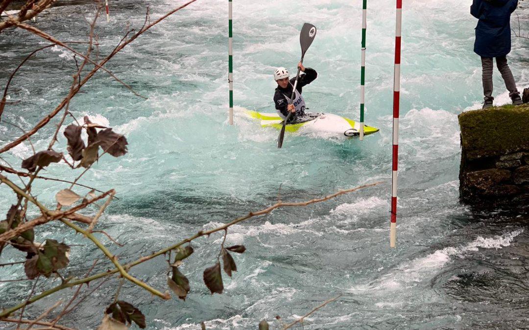 National 3 : le club de Canoë-kayak du Loup présent à Fontaine de Vaucluse (10 mars 2019)