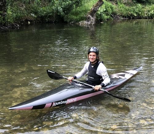 4 jeunes sportifs du Canoë kayak du Loup sélectionnés pour les championnats de France