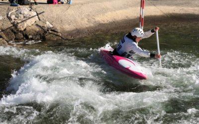 Le club de Canoë-kayak du Loup obtient de bons résultats aux courses de Vallon-Pont-d'Arc